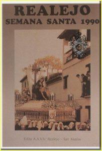 1990. Cartel Semana Santa del Realejo