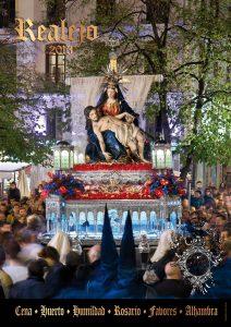 2013. Cartel Semana Santa del Realejo (Carlos Choín)